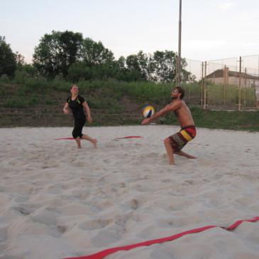 Fotky ze Singles beach turnaje