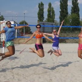 Beachvolejbalová hala v Plzni!